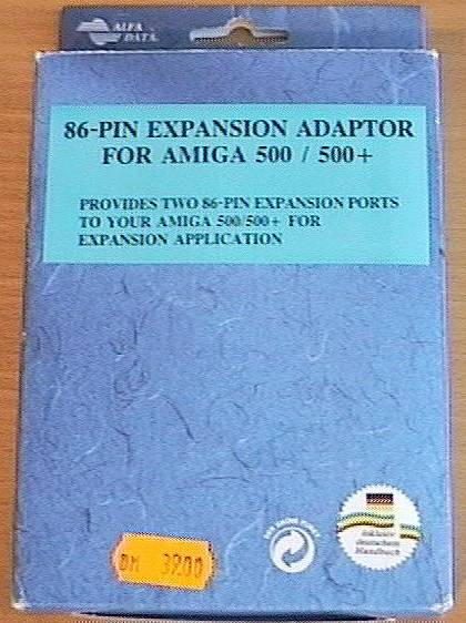 Picture of the 86pin Adaptor Box