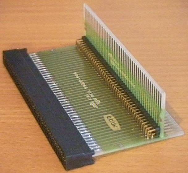 Side view of the 86pin Adaptor
