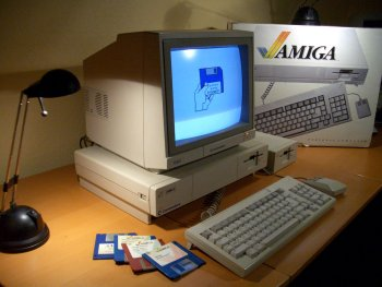 A1000 with 1084 Monitor