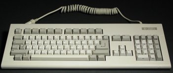 A2000 US Keyboard