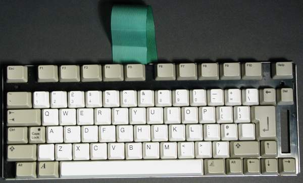 UK A600 Keyboard