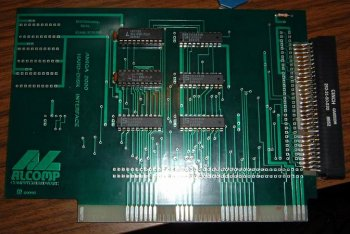 A2000 Hard Disk Interface