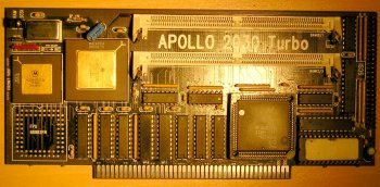 Front of Apollo 2030, Type 2