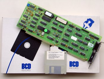 BCD-2000A with software