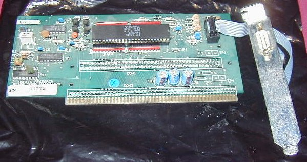 Zorro II Interface