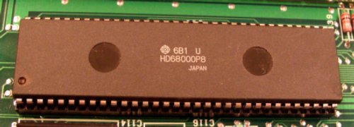 8Mhz DIP Component. Clone manufactured by Hitachi