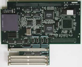 Picture of a Rev 3 card
