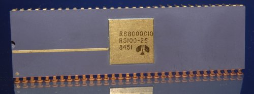 10Mhz DIP Component. Clone manufactured by Rockwell