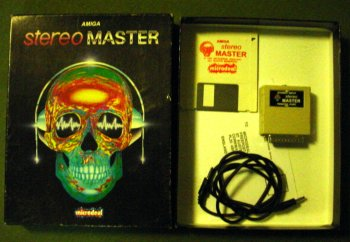 StereoMaster with box