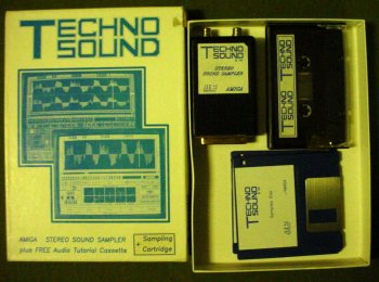 Technosound with box