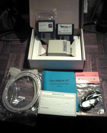 Complete Vidi 24RT package (Quantum)
