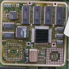 Front of Viper 630 (8MB version)