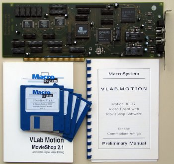 VLab Motion with disks and manual